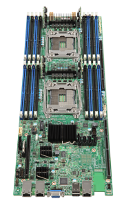 Intel® Server Board S2600TP Connectors png