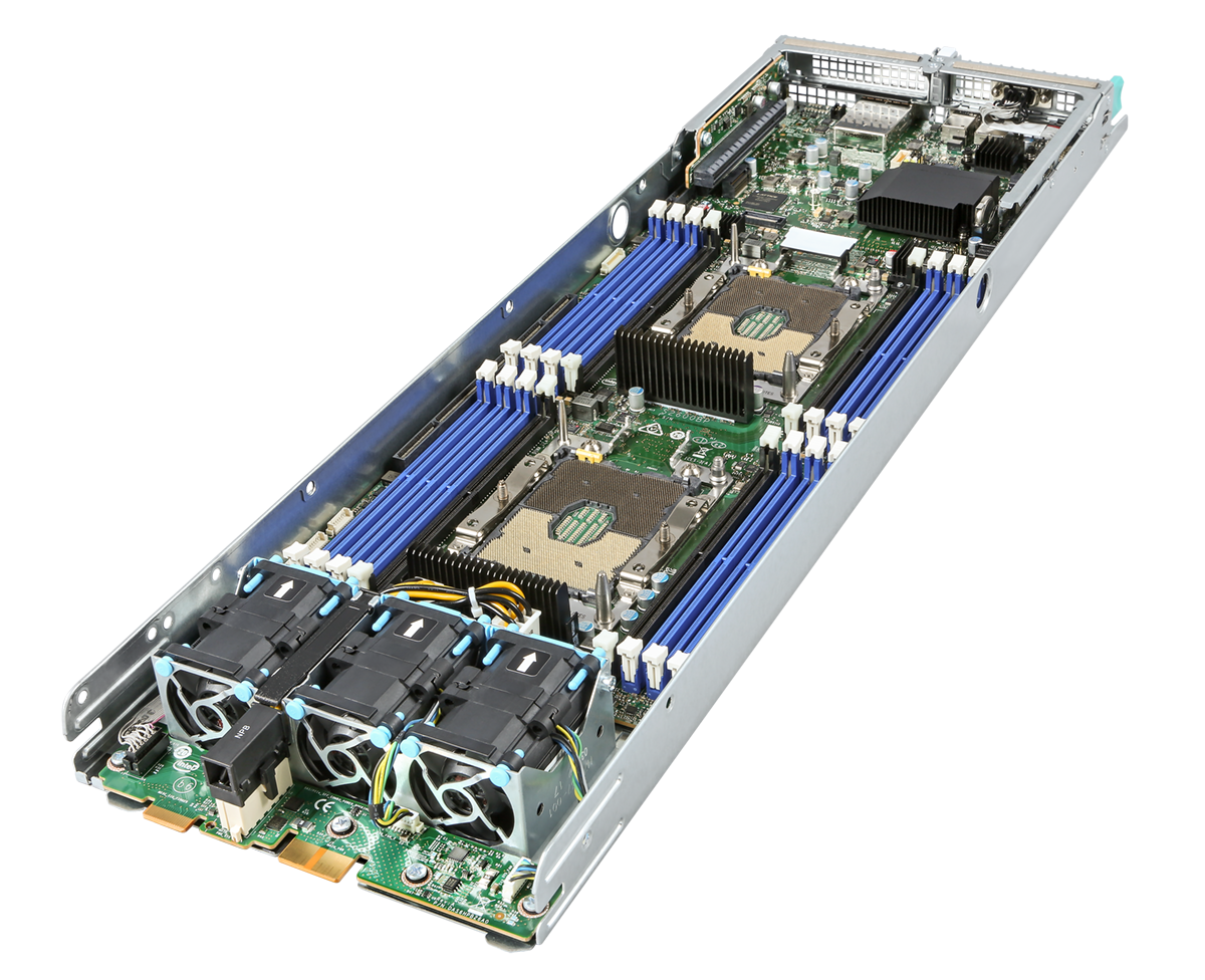 Mô-đun điện toán Intel® HNS2600BPQ24R