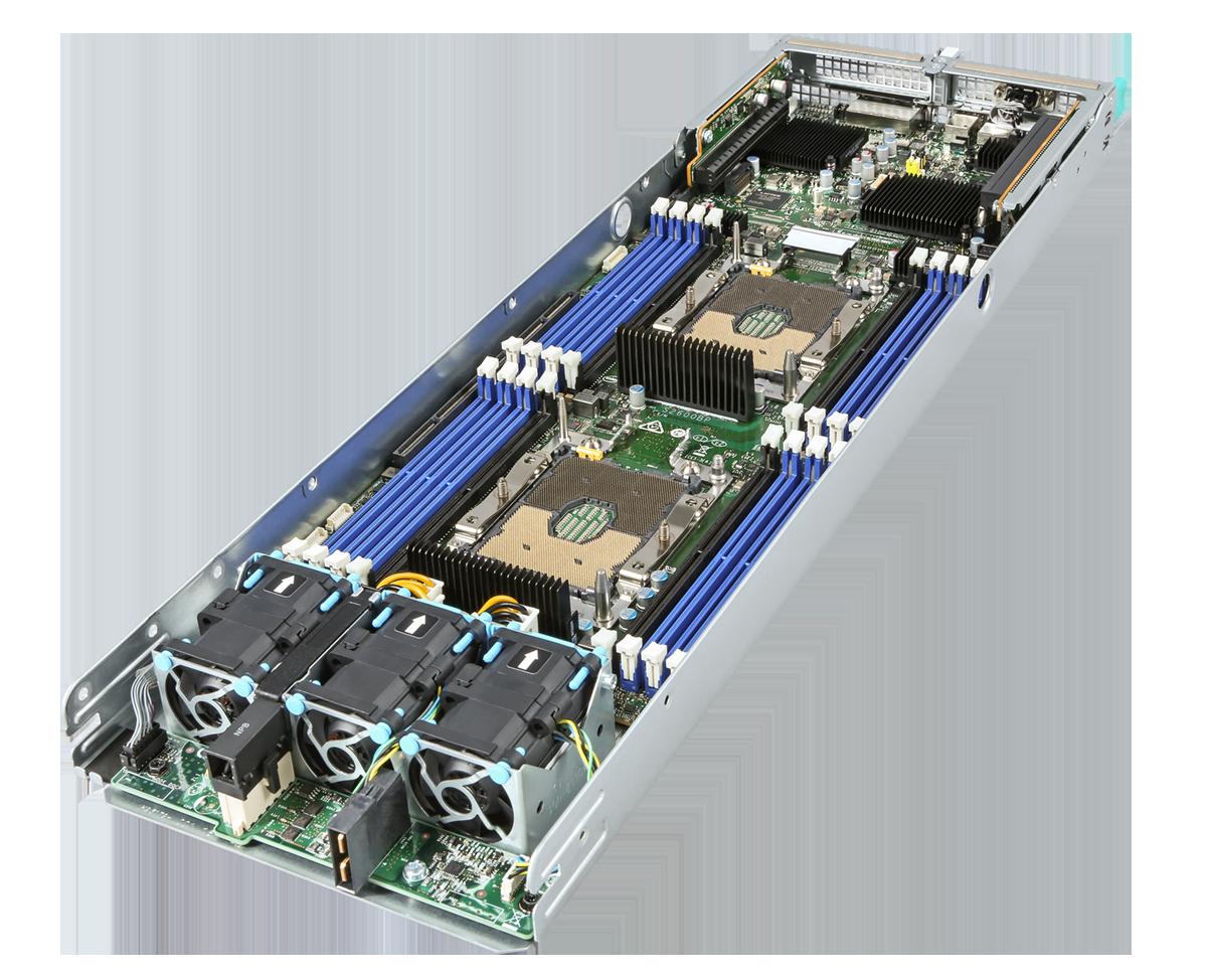 Módulo de cómputo Intel® HNS2600BPSR