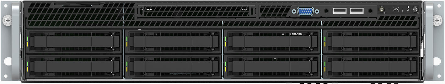 Intel 174 Server Chassis R2308wf 3 5 X 8 0 3x Image Intel