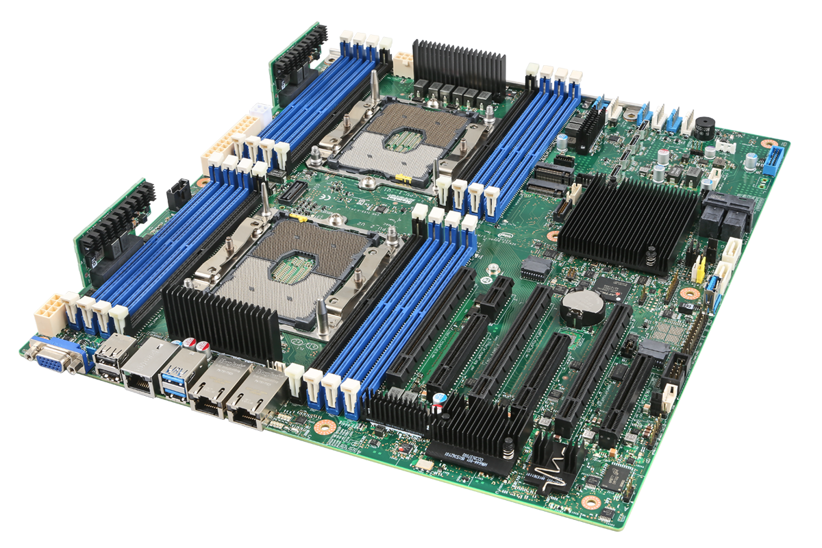 Rangkaian Intel® Server Board S2600ST