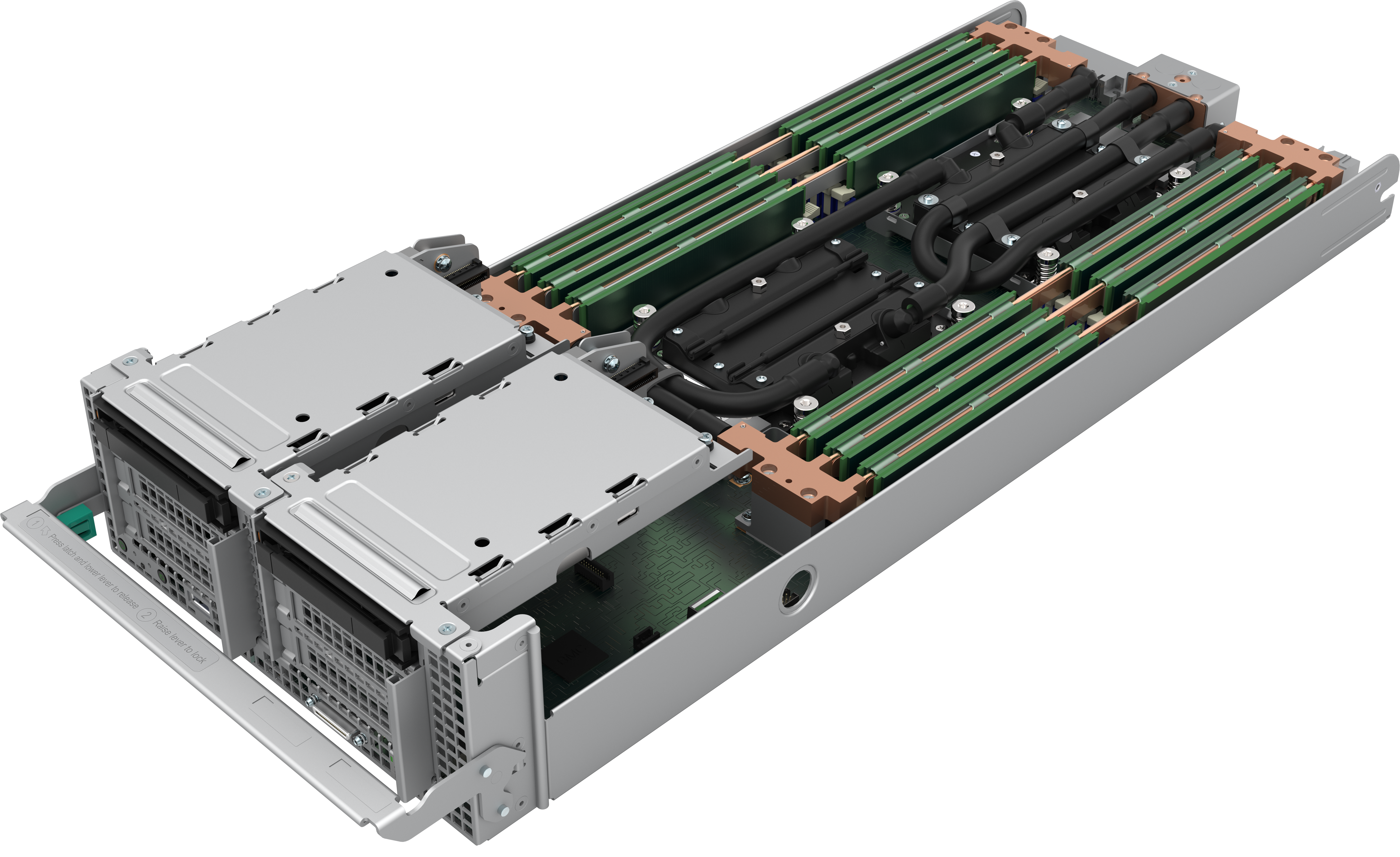 Mô-đun điện toán hệ thống máy chủ Intel® S9232WK2HLC