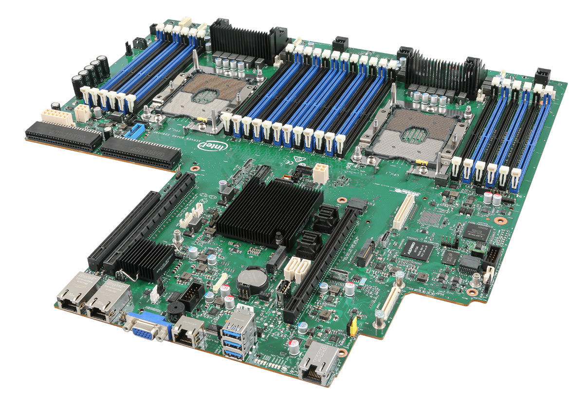 Intel® Server-Mainboard S2600WFQ