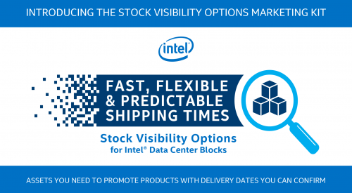 Stock Visibility Options for Intel® Data Center Blocks