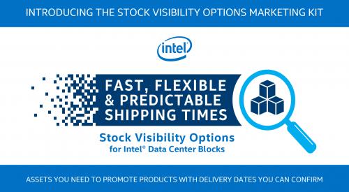 Stock Visibility Options for Intel® Data Center Blocks